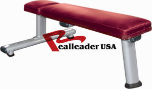 Commercial Functional Land Flat Bench Fitness Equipment pictures & photos