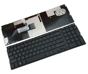 Laptop Keyboard Computer Parts for HP 4520s 4520 Us pictures & photos