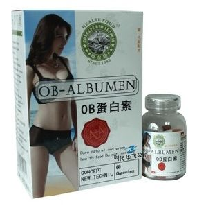 Ob-Albumen Health Weight Loss Capsule (OSC018) pictures & photos