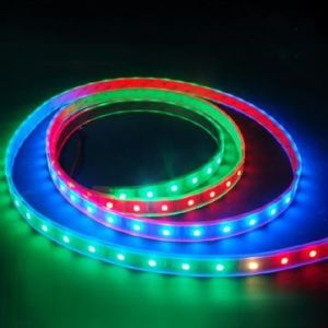 RGB with Controller LED Strip Light pictures & photos