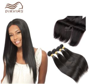 Factory Wholesales Price Silky Straight Full Ending 100% Brazilian Virgin Human Hair Weaving