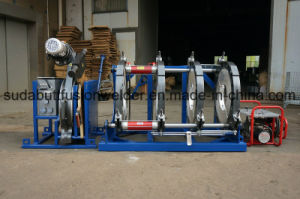 Sud160h HDPE Pipe Hydraulic Butt Fusion Welding Machine pictures & photos