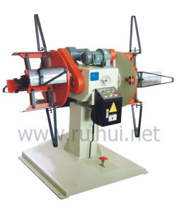 Automatic Double Uncoiler Using in Press Line or in The Major Automotive OEM pictures & photos