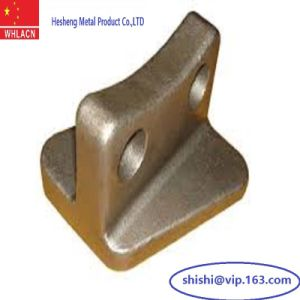 OEM Investment Steel Casting for Railway Truck Protector pictures & photos