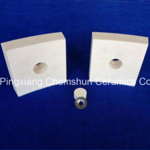 Alumina Ceramic Arc Weldable Tile /Curve Ceramic Liner pictures & photos