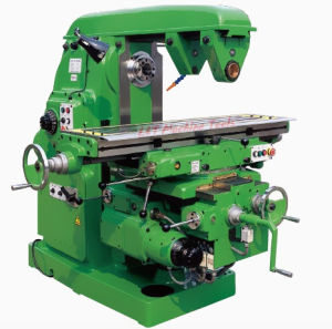 Universal Milling Machine with Swivel Worktable (Horizontal Milling Machine X6132) pictures & photos