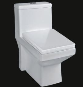 Sanitary Ware Washdown One Piece Toilet for Wc (829)