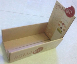 Colorfully Display Box / Corrugated Paper Display Box pictures & photos