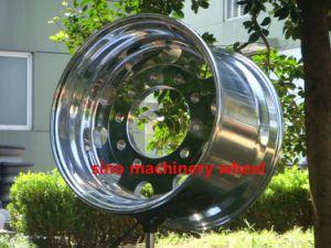 Aluminum Truck Wheel 22.5X14 Super Single pictures & photos