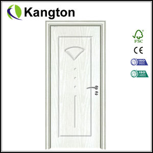 Hot Sale Toliet Door PVC Wooden Doors (PVC door) pictures & photos