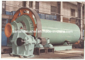 Ball Mill (QM) pictures & photos