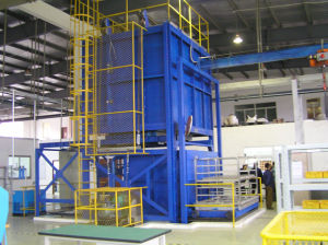 Aluminum Alloy Quenching Furnace pictures & photos