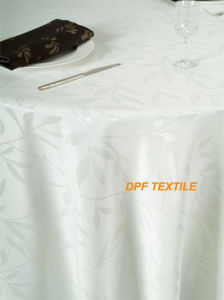 Table Cloth & Hotel Textile& Restaurant Linen (DPR2102) pictures & photos