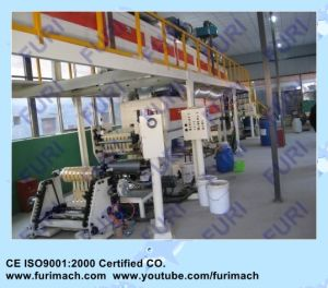 Color Print Packing Tape Production Line (FTBB) pictures & photos