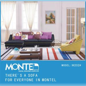2014 Home Furniture New Fabric Corner Sofa Set