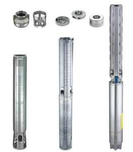 Stainless Steel Submersible Pump (SJ) pictures & photos