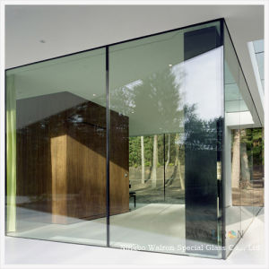 Office Partition Glass Wall/Living Room Glass Partition/Clear Glass  Partition Wall Part 92