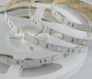 Non-Waterproof RGB Color LED Strip Lighting for Christmas Decoration pictures & photos