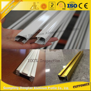 Hot Selling 6063t5 Aluminum Curtain Rod for Furniture Decoration pictures & photos