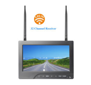 Built in Dual 32 Channel Receiver 7 Inch TFT LCD Monitor pictures & photos