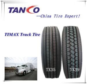 DOT Drive/Trailer Truck Tire (11r22.5 11r24.5 295/75r22.5 285/75R24.5) pictures & photos