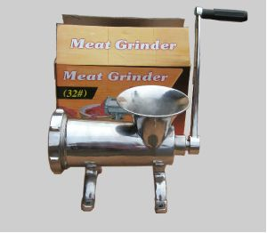 32# Stainless Steel Manual Meat Mincer