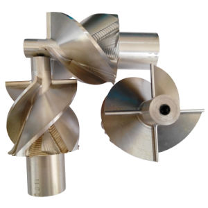 Stainless Steel Cyclone-Machining