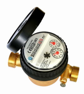 Single Jet Water Meter (D4-7+2) pictures & photos