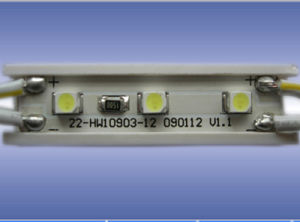 3528 SMD 3-LED Module (Non-Waterproof)