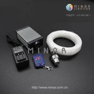 RGB Colors LED Fiber Optic Lighting Kits (LLE-004/200-1)