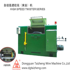 Solid Copper Wire Buncher Machine pictures & photos