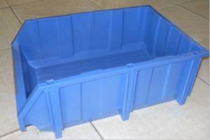 Plastic Storage Bin Box (size 600X400X220mm) pictures & photos