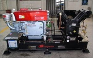 Ingersoll Rand High Pressure Piston Compressor, Reciprocating Compressor (2545XB7/12 2545XB10/12 2545XB16D/12) pictures & photos