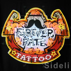 Rorever Fate Tattoo Neon Sign