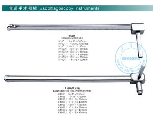 Rigid Endoscope-Esophagus Endoscope pictures & photos