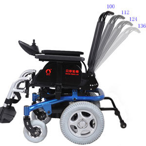 Multi Function / Comfortable Power Wheelchair (BZ-6501)