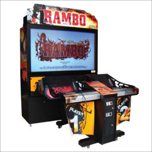 Game Machine Rambo Arcade Machine (NC-GM030) pictures & photos
