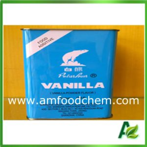Food Flavor Vanilla Milk for Cake and Bread CAS 121-33-5 pictures & photos