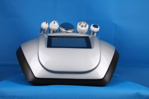 Hexpolar RF with 100mw Diode Lights Cavitation Slimming Machine pictures & photos