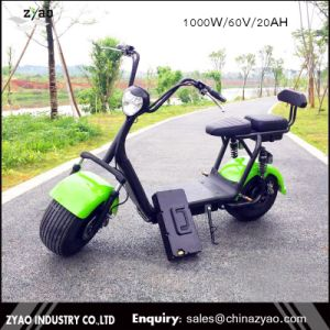 Mag Citycoco Scooter 1 Years Warranty 2017 The Most Fashionable Citycoco 2 Wheel Adults Electric Scooter pictures & photos