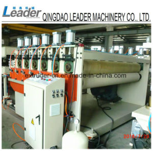 for Greenhouse Clear/Colored PC Polycarabonate Hollow Sheet Machine pictures & photos