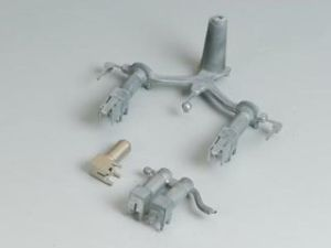 Die Casting Car Parts with SGS, ISO9001: 2008, RoHS pictures & photos