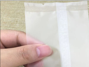 Flat Bag 3 Side Seal Snack Seal Bag pictures & photos