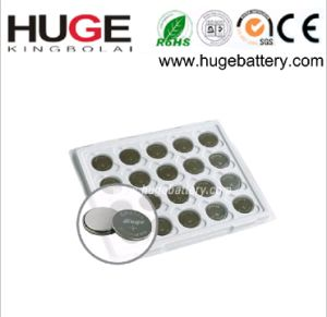3V 150mAh Lithium Metal Button Cell battery Cr2025 pictures & photos