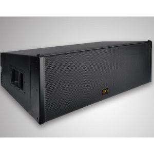 3 Way 1000W Dual 12 Inch Line Array Speaker Audio (L12) pictures & photos