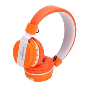 Foldable Bluetooth Headphones Stereo Wireless Over Ear Headset with Mic for Smartphones, Tablets, PC pictures & photos