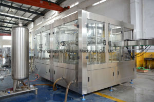 Complete Water Filling Machine with The Capacity From 1000-25000bph pictures & photos