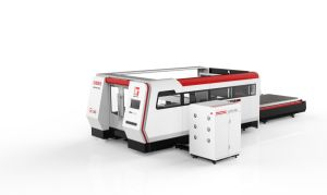 6000W CNC Fiber Laser Cutting Machine for Stainless Steel Aluminum pictures & photos
