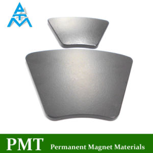 N48sh Epoxy Segment NdFeB Magnet with Neodymium Magnetic Material pictures & photos