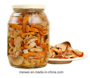 Vegetable Canned Mix Marinated Mushroom pictures & photos